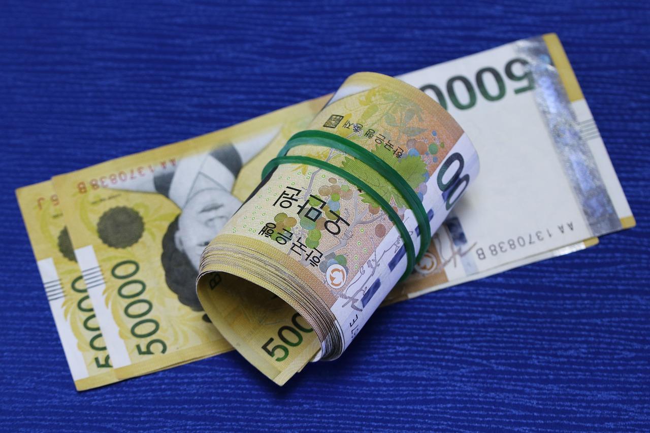 argent étranger