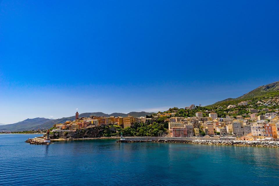 Vacance en Corse